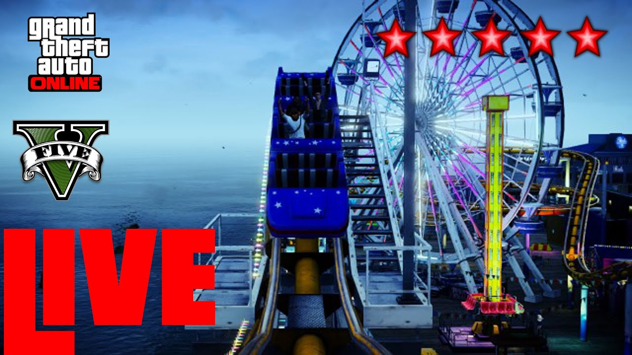 Gta 5 online livestream awesome playlists heists and funny moments