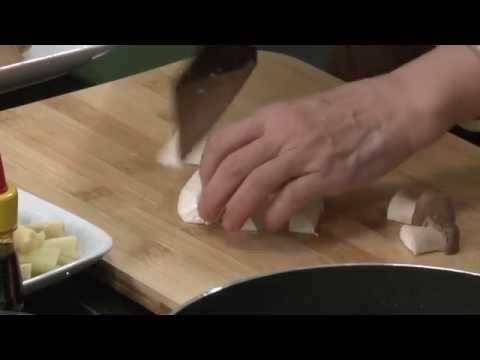 Món chay 12 - Kho thập cẩm
