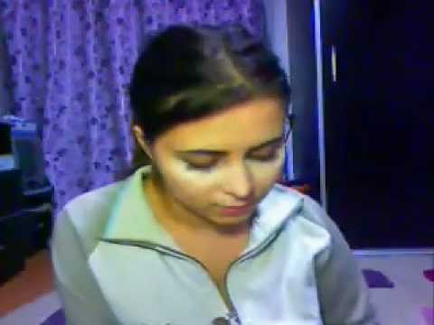 Beautiful Turkish Girl on Msn Webcam