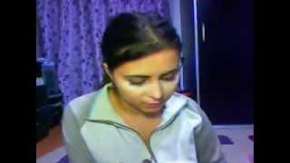 Beautiful Turkish Girl on Msn Webcam