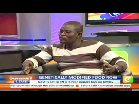 Sunday Live Discussion On The Row Over GMO's