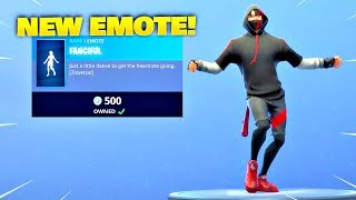 *NEW* FANCIFUL EMOTE! *TRAVERSAL* Fortnite Item Shop April 2nd - Fortnite Battle Royale