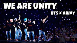 BTS & ARMY - We are Unity 🥺💜 BTS OT7 Edit *emotional* 😭😭 #BTSshorts #BTS #bts #btsshorts