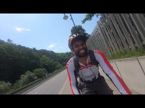 Flugplatz Ballenstedt-Harz    Blauer See    Titan RT    Megazipline    Prasanna Bicycle Touring 🏕️ thumbnail