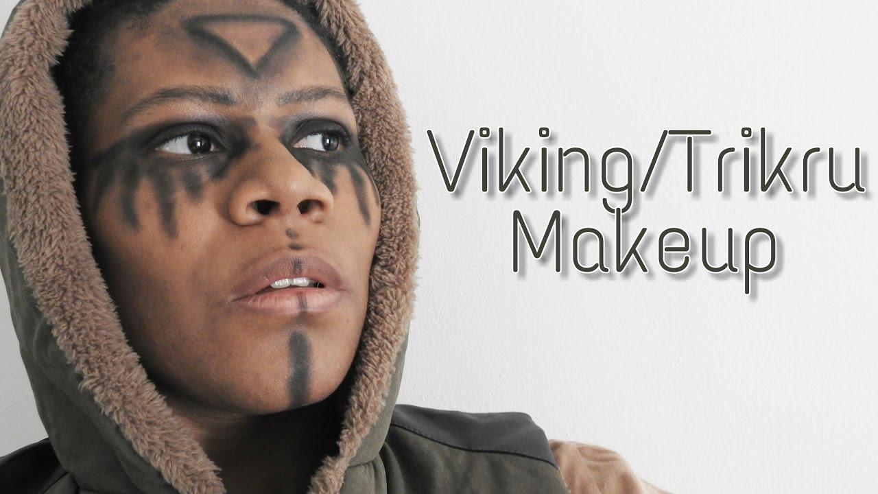 Vikingtrikru Makeup Youtube
