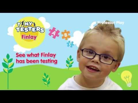 Tiny Testers   Finlay   Easy Store Giant Slide
