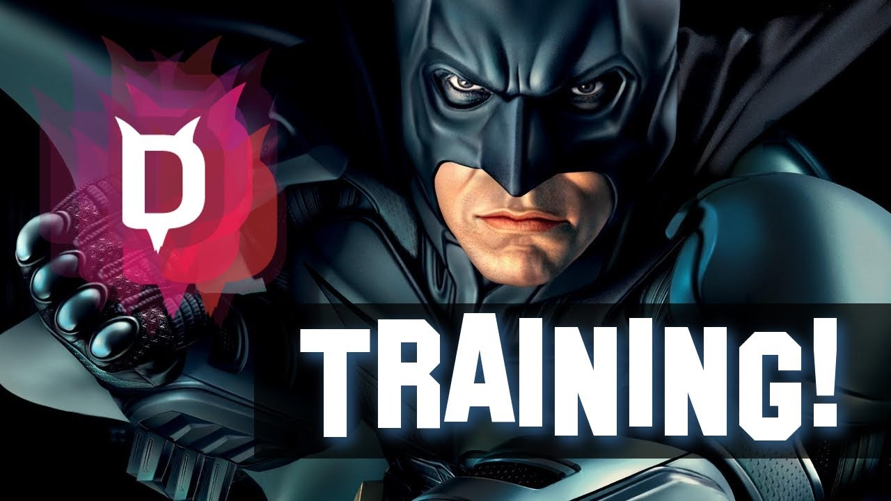 Das Batman Training - Werde zu Batman! - YouTube