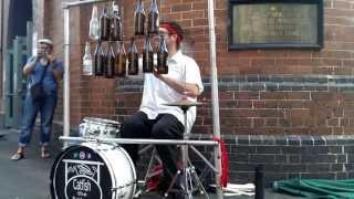 Beer Bottles Player. Part 1