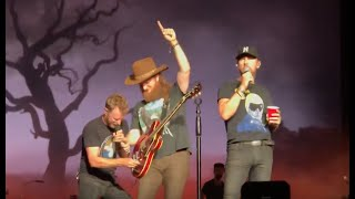 Dierks Bentley & Brothers Osborne - Burning Man -  - 08.11.18,  Alpharetta Georgia Video