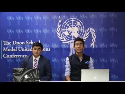 DSMUN '16 - Introduction
