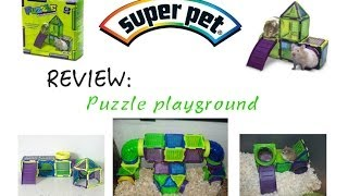 Review: Puzzle Playground
