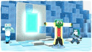 MINECRAFT - PORTAL TO THE ICE DIMENSION (Mini Dimensions) # 4