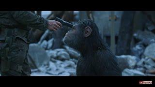 Планета обезьян 3 трейлер