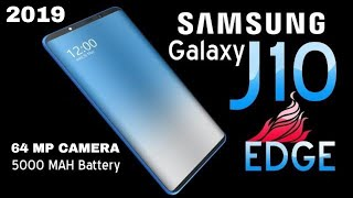 SAMSUNG GALAXY J10 EDGE Introduction | now its Dual Camera and 5000 Mah Battery (2018)
