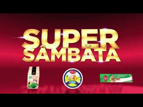 Super Sambata la Lidl • 13 Aprilie 2019