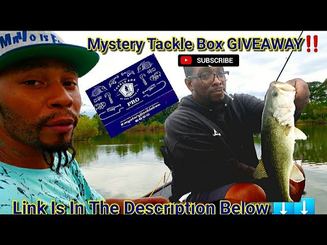 🆕️ MYSTERY TACKLE BOX PRO GIVEAWAY‼️ (OCT/2020) #mysterytacklebox #Karlsbaitandtackle #FishNWithMaYo