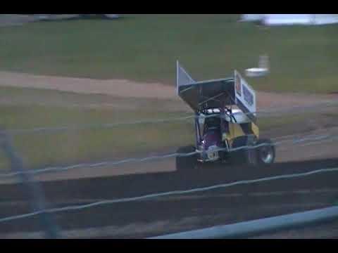 34 Raceway 305 Sprints Heat 2 9/1/18