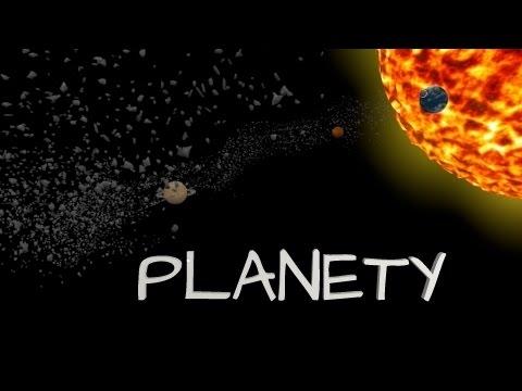 Planety Dla Dzieci Układ Słoneczny Polski