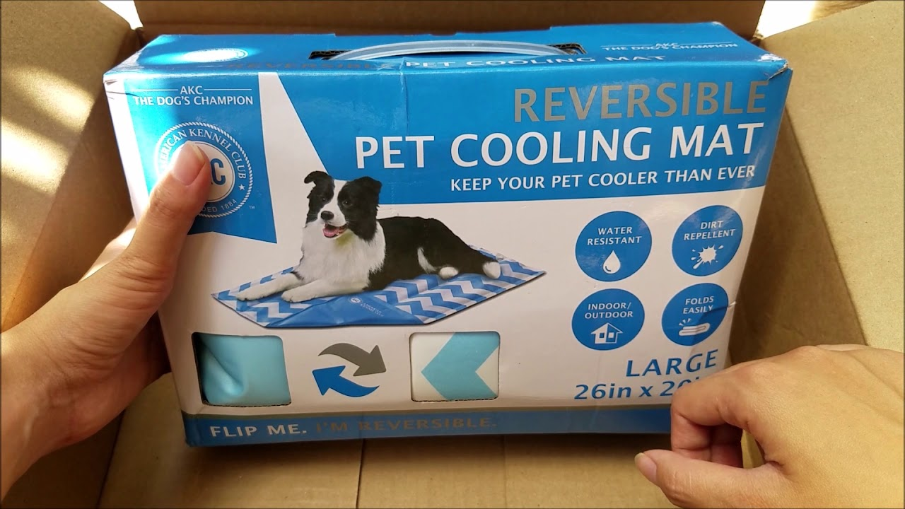 American Kennel Dog Cooling Mat
