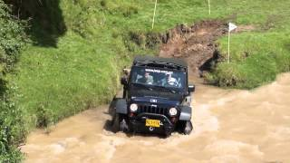 Jeep Wrangler Rio 2   regreso   Manada Jeep 2011 MTS Thumbnail