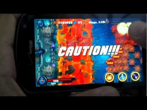 Defender II 2 gameplay Stage 1180 AndroidNO CHEATS!