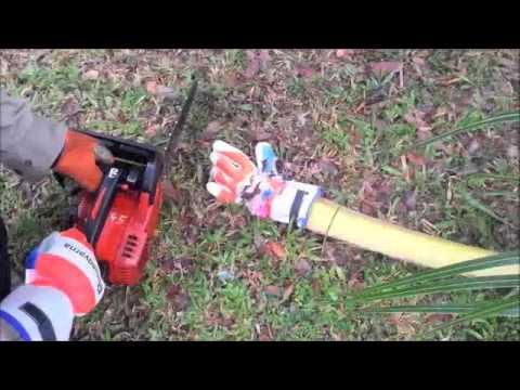 compare chainsaw glove