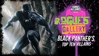 10 Greatest Black Panther Villains - Rogues' Gallery