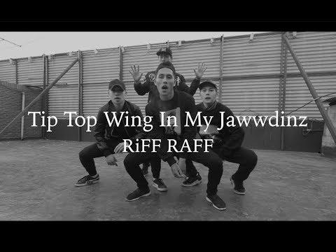 RiFF RAFF - Tip Toe Wing In My Jawwdinz l Choreography @Jade Alimento @1997DANCE STUDIO