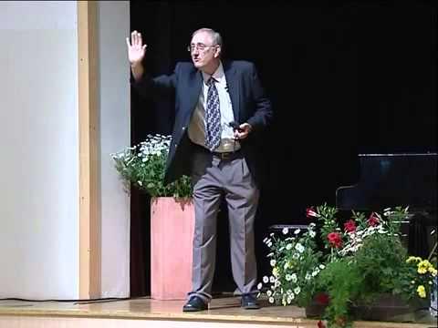 Walter Veith - Bludenz 8 - Das Verbrechen des Antichristen.