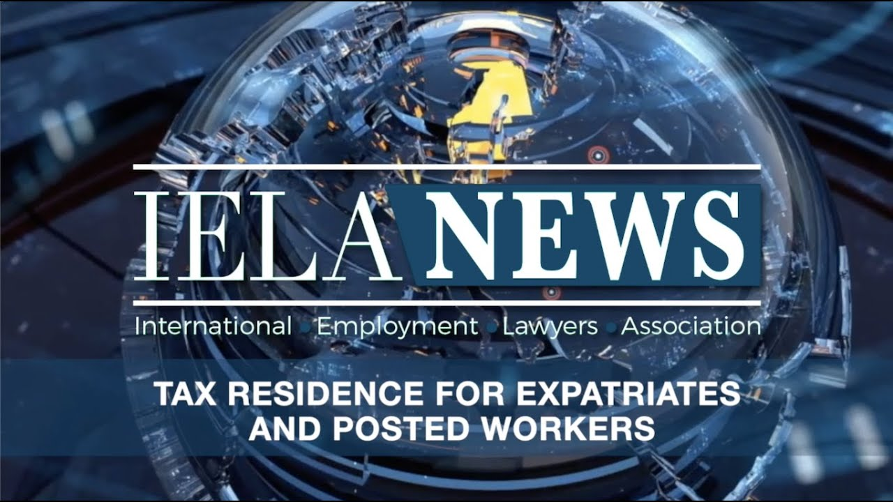 Tax residence for expatriates and posted workers