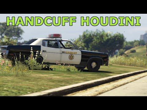 LSPDFR - Handcuff Houdini