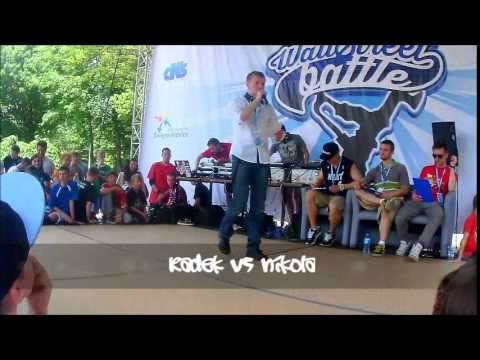 Battle Kids 1 vs 1 Wall Street Festival  ODK Jowisz