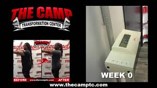 Inglewood Beach Weight Loss Fitness 6 Week Challenge Results - Aliyah T.