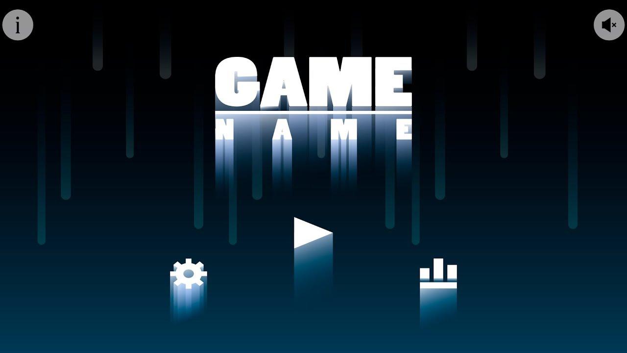Game UI Design Adobe Illustrator Tutorial YouTube - Game ui design