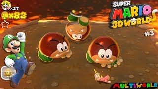 Nintendo Wii U Super Mario 3D World Мир 2 World 2 ...