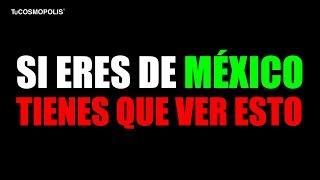 SI eres de MÉXICO VE este VIDEO, 3 COSAS que AMAN y 3 cosas que ODIAN de este PAÍS