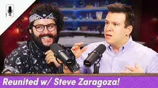 Blackmailing Steve Zaragoza, Rebooting Sourcefed, & More (Ep. 7 A Conversation With)