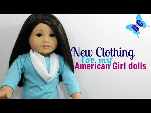 New Clothing For My American Girl Dolls | Outfits From Amazon And Ebay | Super Cute | Buterflycandy