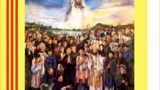 Hợp Xướng - TIẾNG NHẠC OAI HÙNG (Khải Hoàn Ca) - Các Thánh Tử Đạo Việt Nam