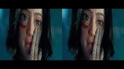 3D Trailer #2 - Alita Battle Angel (5.1 Surround Sound)