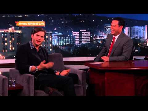 Ashton Kutcher Calls Out Charlie Sheen