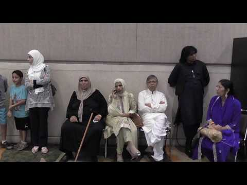 Eid al-Fitr 2017 at  Orlando Convention Center Florida USA HD