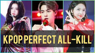 KPOP PERFECT ALL-KILL SONGS (2016-NOW)