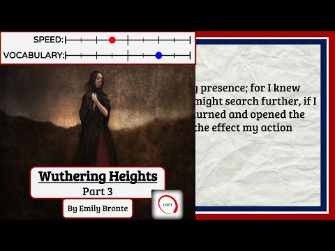 Learn English Through Story - Wuthering Heights, Part 3 English Audio Book With Subtitles