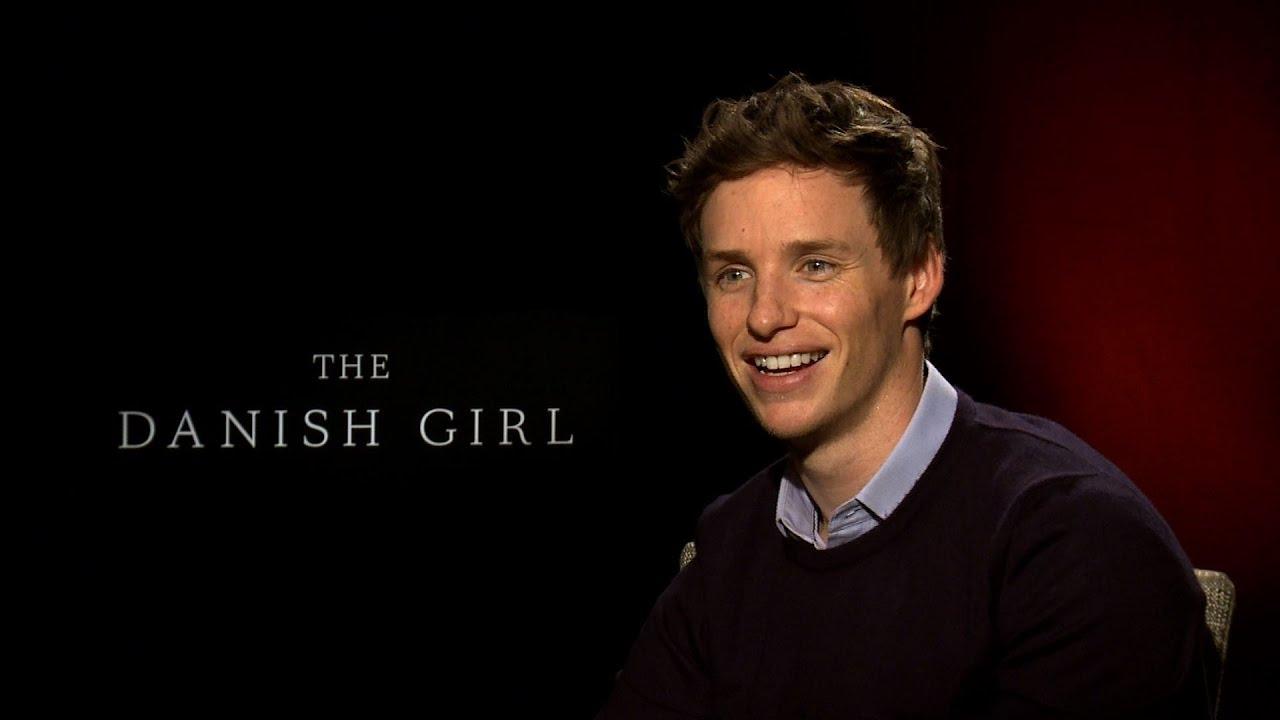 The Danish Girl Interviews Eddie Redmayne And Alicia Vikander - Youtube-9813