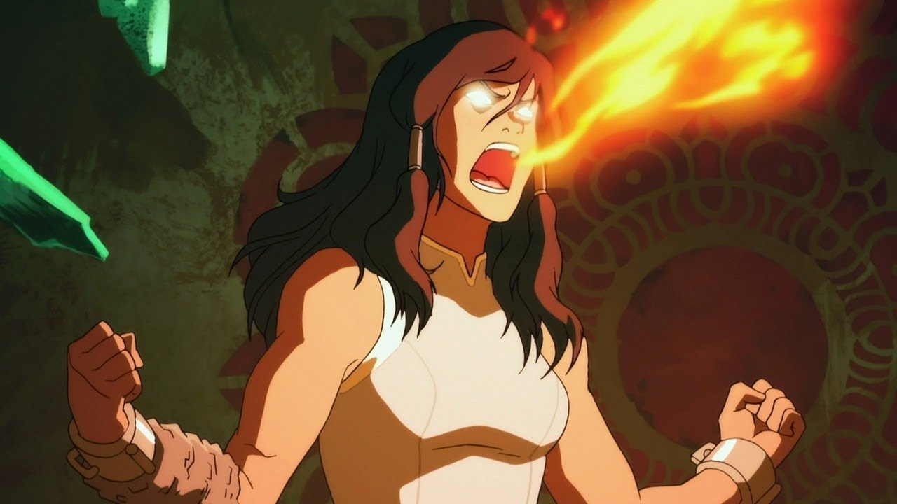 Legenda apie Korą / The Legend of Korra (2014) 3 Sezonas
