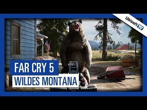 Far Cry 5 - Wildes Montana | Ubisoft-TV [DE]