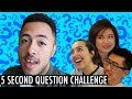 I Asked My Coworkers Life's HARDEST Questions