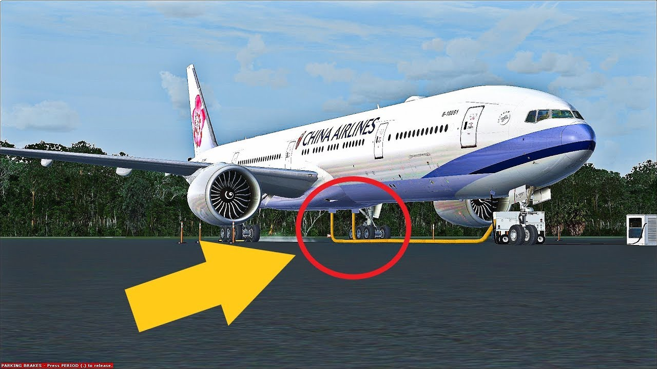 FSX [HD] *ULTRA REALISM* | EGLL (London, Heathrow) | Delta B777