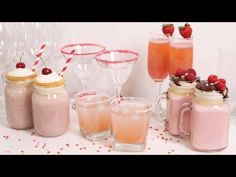 5 Valentine's Day Drinks   Valentine's Day Menu Collab